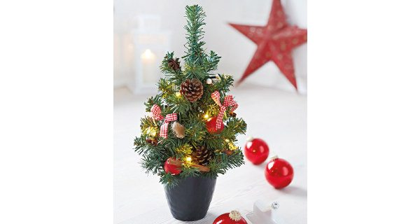 mini weihnachtsbaum my blog. Black Bedroom Furniture Sets. Home Design Ideas